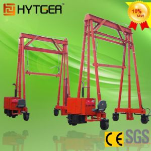 Mast Mobile Container Crane (JD30T) pictures & photos