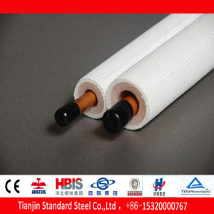 Phosphorus Deoxidised (DHP-Cu) Insulated Copper Tube TPE-X White pictures & photos