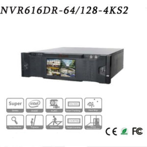 64/128 Channel 16HDD Ultra 4k H. 265 Network Video Recorder{NVR616dr-64/128-4ks2} pictures & photos