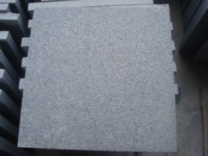 Padang Dark Granite G654 Stone Tile for Flooring pictures & photos