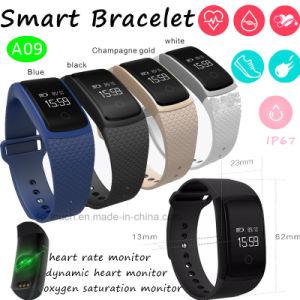 Now Bluetooth Blood Pressure Smart Bracelet (A09) pictures & photos