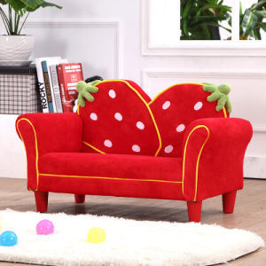 2016 New Stylish Strawberry Kids Furniture Baby Chair (SF-261) pictures & photos