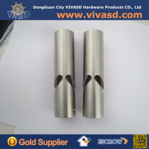 CNC Turning Stainless Steel Tube Part pictures & photos