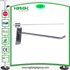 New Design Wire Mesh Display Hook Chrome Metal Display Hook pictures & photos