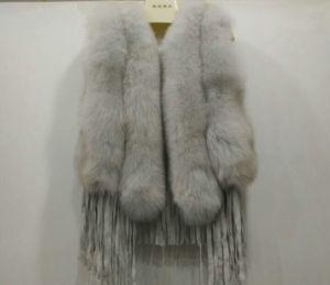 Fashion Fur Vest, Fox Fur Vest pictures & photos