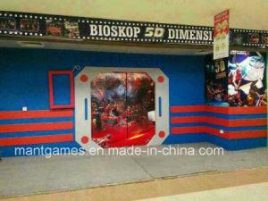 Electric 5D 6D 7D 9d 12D Cinema with Luxury Seats pictures & photos