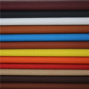 1.4mm Thickness Microfiber Vegan Leather for Furniture Sofa Upholstery pictures & photos
