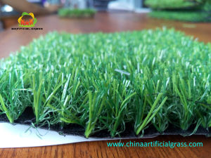 Non-Heavy Metal Artificial Grass Turf for Kindergarten with SGS Certification pictures & photos