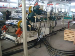 SPVC Hose Pipe Manufacturing Machine pictures & photos