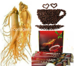Top Ginseng Nutrition Coffee Instant, Nourishing Body,Taste Fragrant ,Relieve Fatigue, Resist Radiation Anticance,Enhance Memory, Enhance Immunity,Health Food pictures & photos