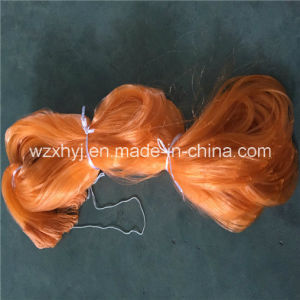Resin Fixation Double Knot Multi Edge Nylon Monofilament Fishing Net pictures & photos