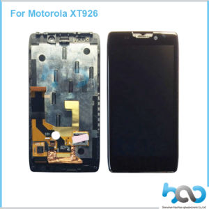 Mobile Phone Accessories Touch Screen LCD for Motorola Razr HD Xt926 Display pictures & photos