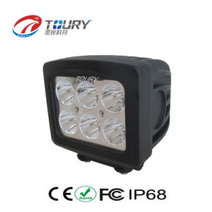 Super Bright CREE 60W 10-30V LED Work Light for Trucks Jeep pictures & photos