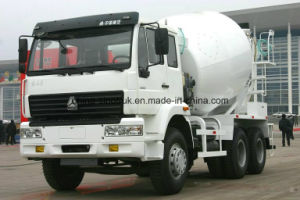 Professional Supply HOWO Cement Mix Truck of 12m3 pictures & photos