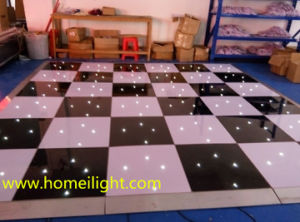 Professional LED Starlit Dance Floor with Remote pictures & photos