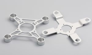 CNC Parts for Gimbal Fixing Board Brushless Camera Gimbal Parts Accessories pictures & photos