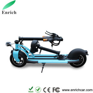2016 New Design Mini Folding Electric Skateboard with Seat pictures & photos