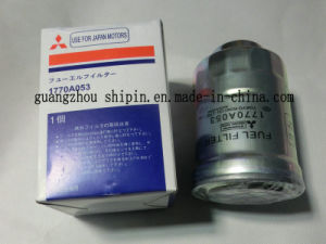 OE 1770A053 Spare Parts Types of Car Fuel Filter for Mitsubishi pictures & photos