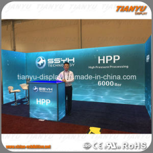 U Shape Lighting Light Box Exhibition Booth pictures & photos