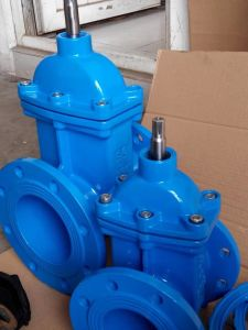 DIN3352 F4/F5/Awwa C500 Metallic Seated Gate Valves pictures & photos