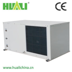All in One Type Water Source Heat Pump for Green House pictures & photos