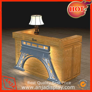 Wooden Checkout Counters for Boutiques pictures & photos