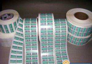 Roll Self Adhesive Sticker Labels Custom Printing Vinyl Sticker Label pictures & photos