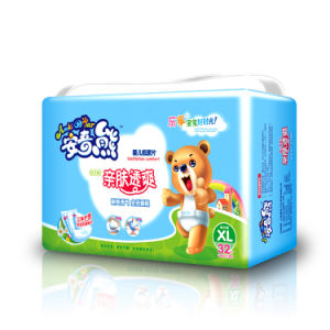 Disposable Baby Diaper Cotton