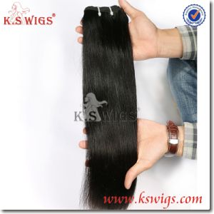 Hot Selling Wholesale Unprocessed 7A Cheap Peruvian Hair Weaving pictures & photos