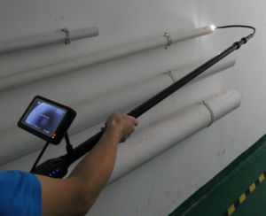Telescopic CCTV Video Inspection Camera System Telescopic Pole Camera pictures & photos