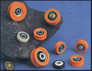 Plastic Nylon Coated Ball Bearing pictures & photos