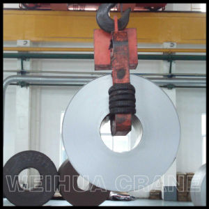 Workship Use Steel Coil Handling Overhead Crane