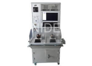 Heater Motor Stator Testing Panel Equipment with Computer pictures & photos