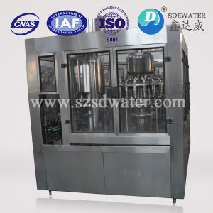 Automatic Juice Drinks Hot Filling Machine pictures & photos