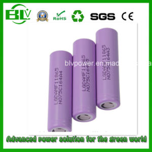 Newly LG 18650mf1 3.7V 2200mAh Lithium Battery Electric Vehicles 3.7V pictures & photos