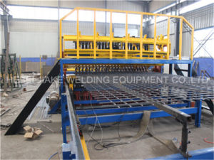 Rebar Steel Wire Mesh Fence Panel Welding Machine pictures & photos