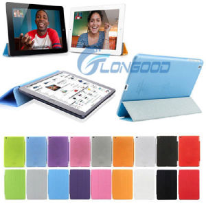 2016 Slim Magnetic Flip PU Leather Tablet Case with Stand Smart Cover for iPad