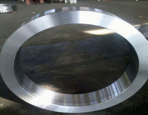 ASTM ASME DIN S30403 Large Size Rolled Ring Forging pictures & photos