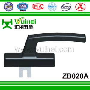 Aluminium Alloy Layer with Zinc Alloy Base Window Handle in Die Casting Material (ZB020A) pictures & photos