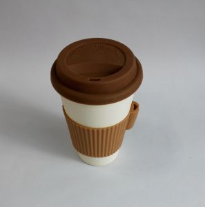 (BC-C1034) High Quality Bamboo Fibre Coffee Cup pictures & photos