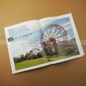 Magazine Printing Journal Book Catalog Brochure Printing pictures & photos