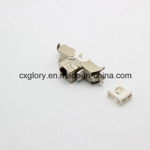 CAT6A and CAT6 FTP Toolless180 Keystone Jack pictures & photos