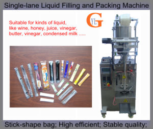 Chocolate Stick Packing Machine (PLC control; DXD-50YB;) pictures & photos
