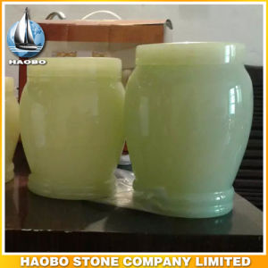 Natural Stone Marble Cremation Urns pictures & photos