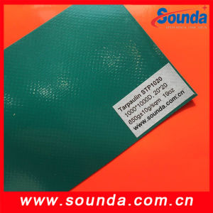 Sino Made 610-680g Laminated PVC Tarpaulin Materials for Tents pictures & photos