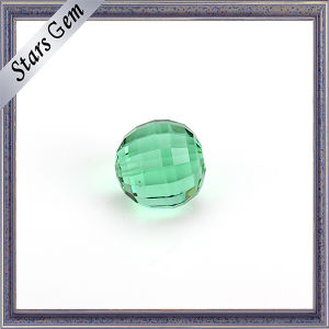 10mm Big Size Emerald Color Crystal Beads pictures & photos