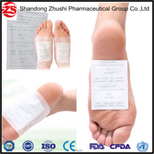 Manufacturer of Foot Patch/Herbal Bamboo Detox Foot Pad/Detox Relax Foot Pad pictures & photos