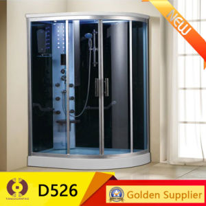Modern Sliding Steam Room Shower Room (D526) pictures & photos