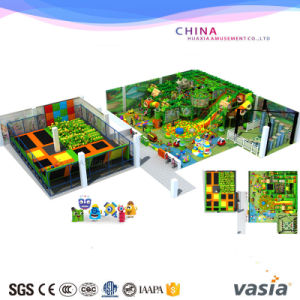Indoor Equipment Playground for Soft Play Ground pictures & photos