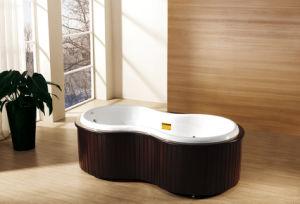 Monalisa Specail Design Massage Bathtub M-2007 pictures & photos